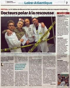 Docteurs Polar Mauves en Noir