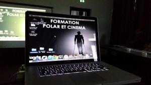 Formation Polar et cinéma