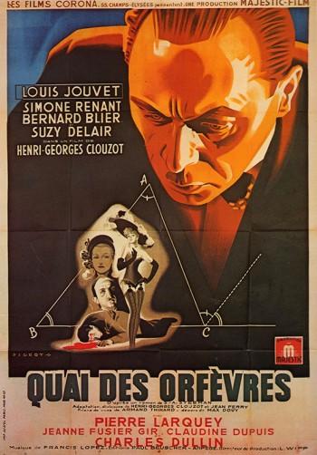 Quaie des Orfèvres (1947) H.G. Clouzot