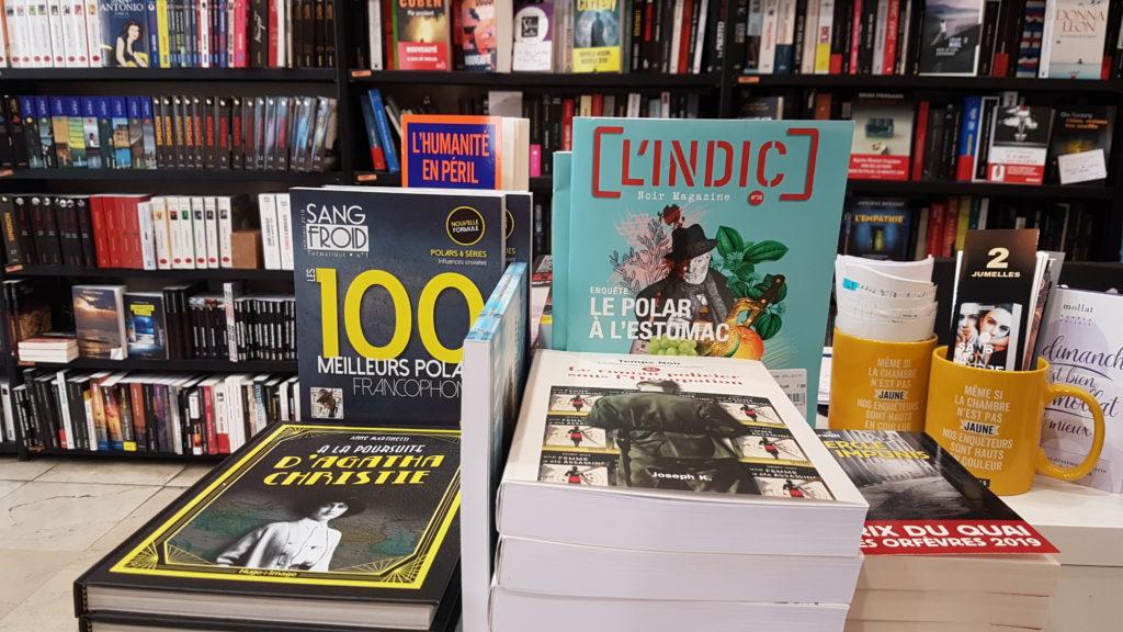 L'Indic en librairie