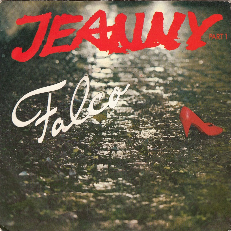 Falco Jeanny single