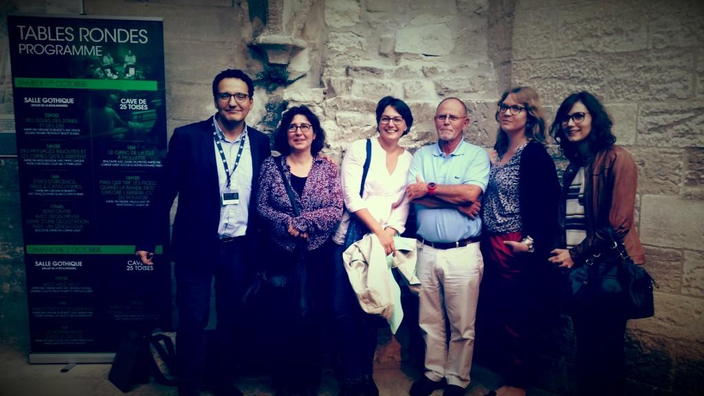 Festival du polar de Villeneuve lez Avignon