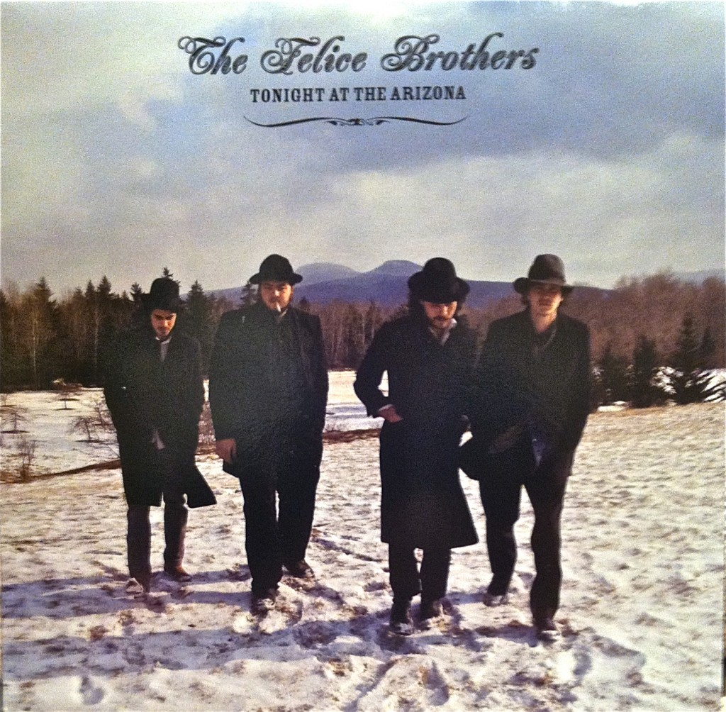 The Felice Brothers - Petit Polar