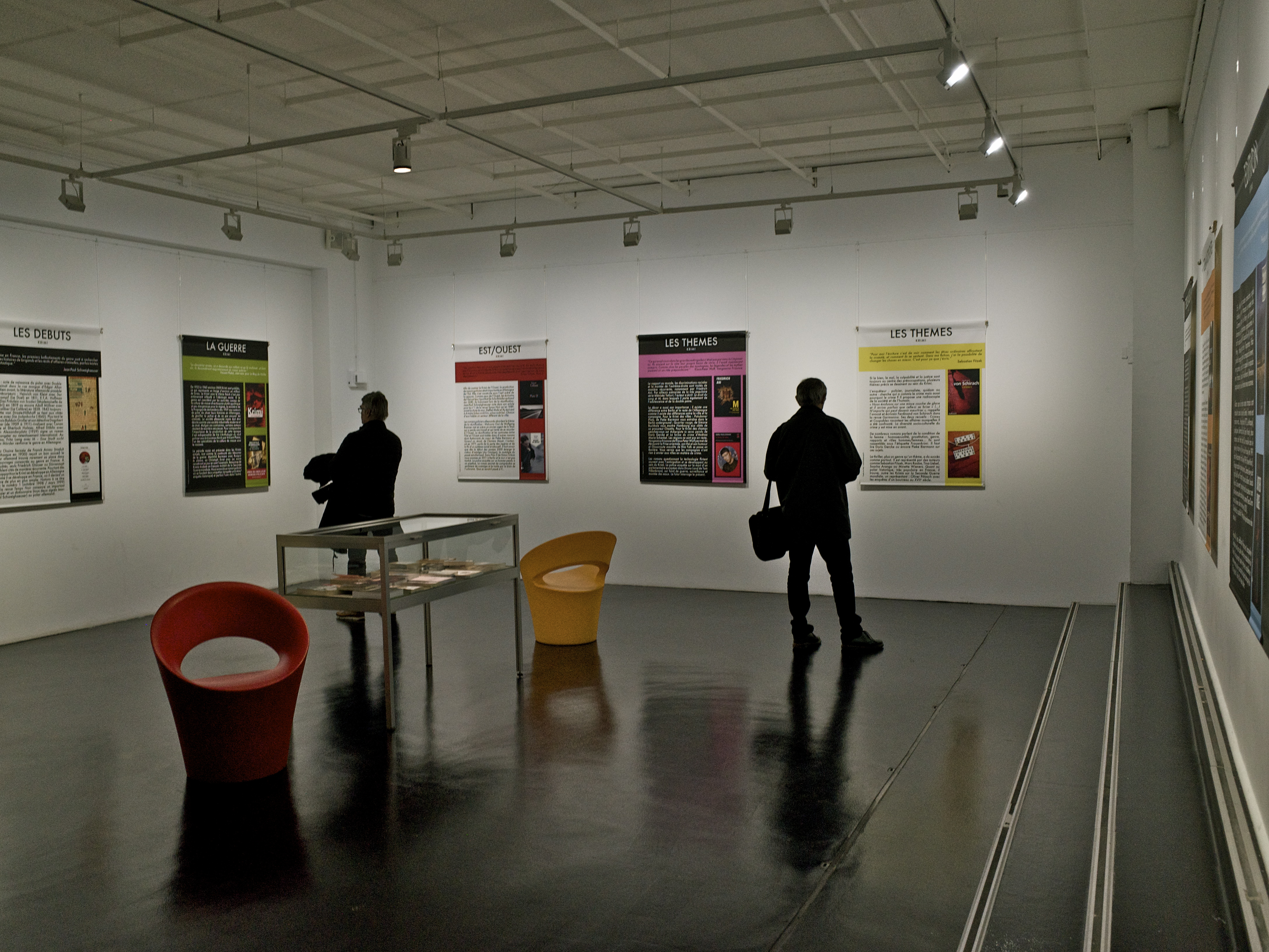 Exposition Krimi Cosmopolis