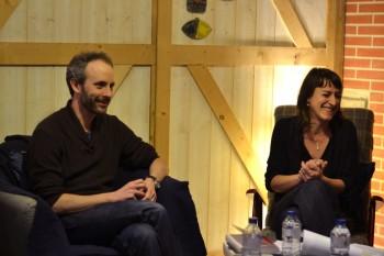 Colin Niel à la librairie Lise & Moi