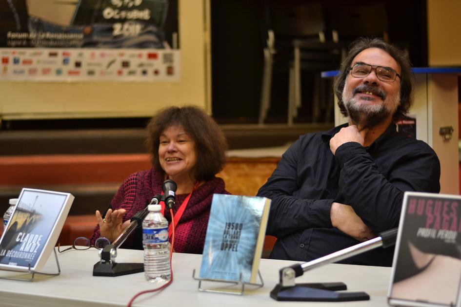 Claude Amoz et Jean-Hugues Oppel