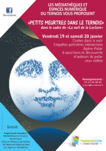 Exposition Polar & cinéma, du livre au film