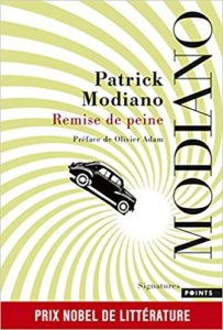 Remise de peine de Patrick Modiano