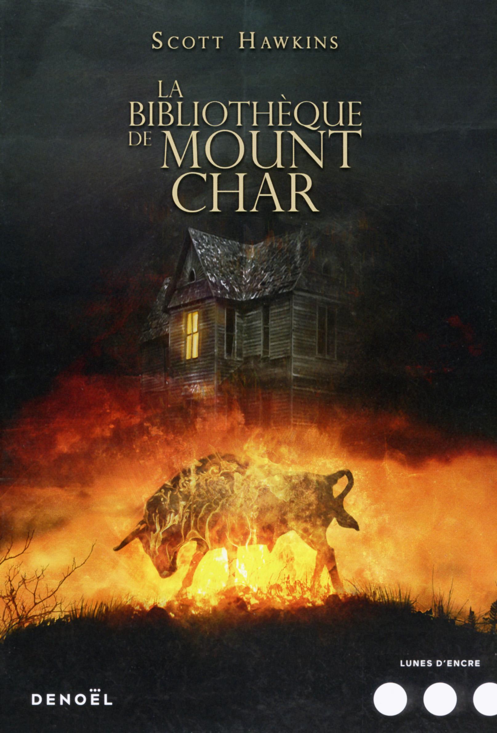 La Bibliothèque de Mount Char de Scott Hawkins