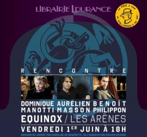 Equinox à Nantes (2), rencontre