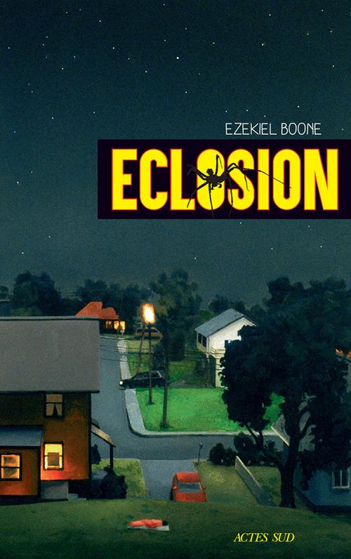 Éclosion de Ezekiel Boone