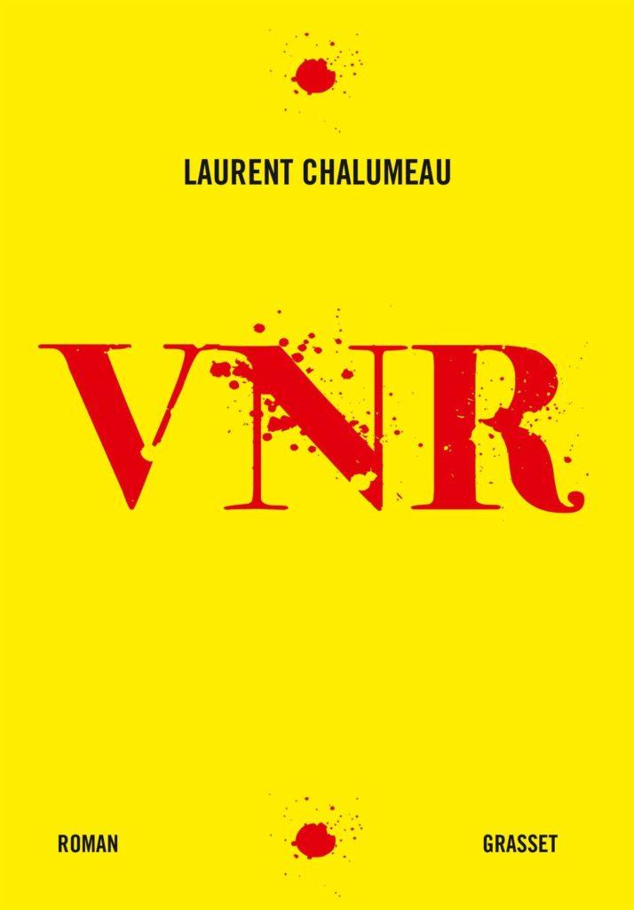 VNR de Laurent Chalumeau