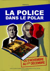 Marais Noir à Soullans - Exposition La police dans le polar