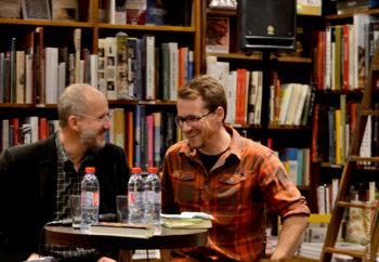 Rencontre avec Gabriel Tallent à la librairie Coiffard