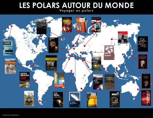 Voyager en polars, l'exposition s'affiche à Muret