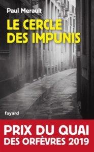 Le cercle des impunis de Paul Merault