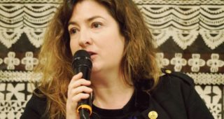Ingrid Astier au festival Rochefort Pacifique