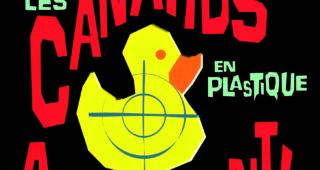 Les canards en plastique attaquent de Christopher Brookmyre