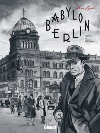 Babylon Berlin de Arne Jysche