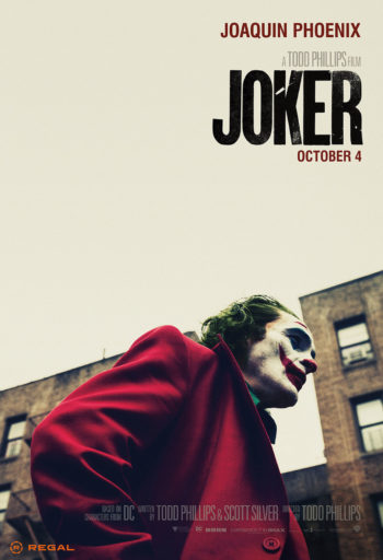 Joker un film de Todd Phillips, 2019