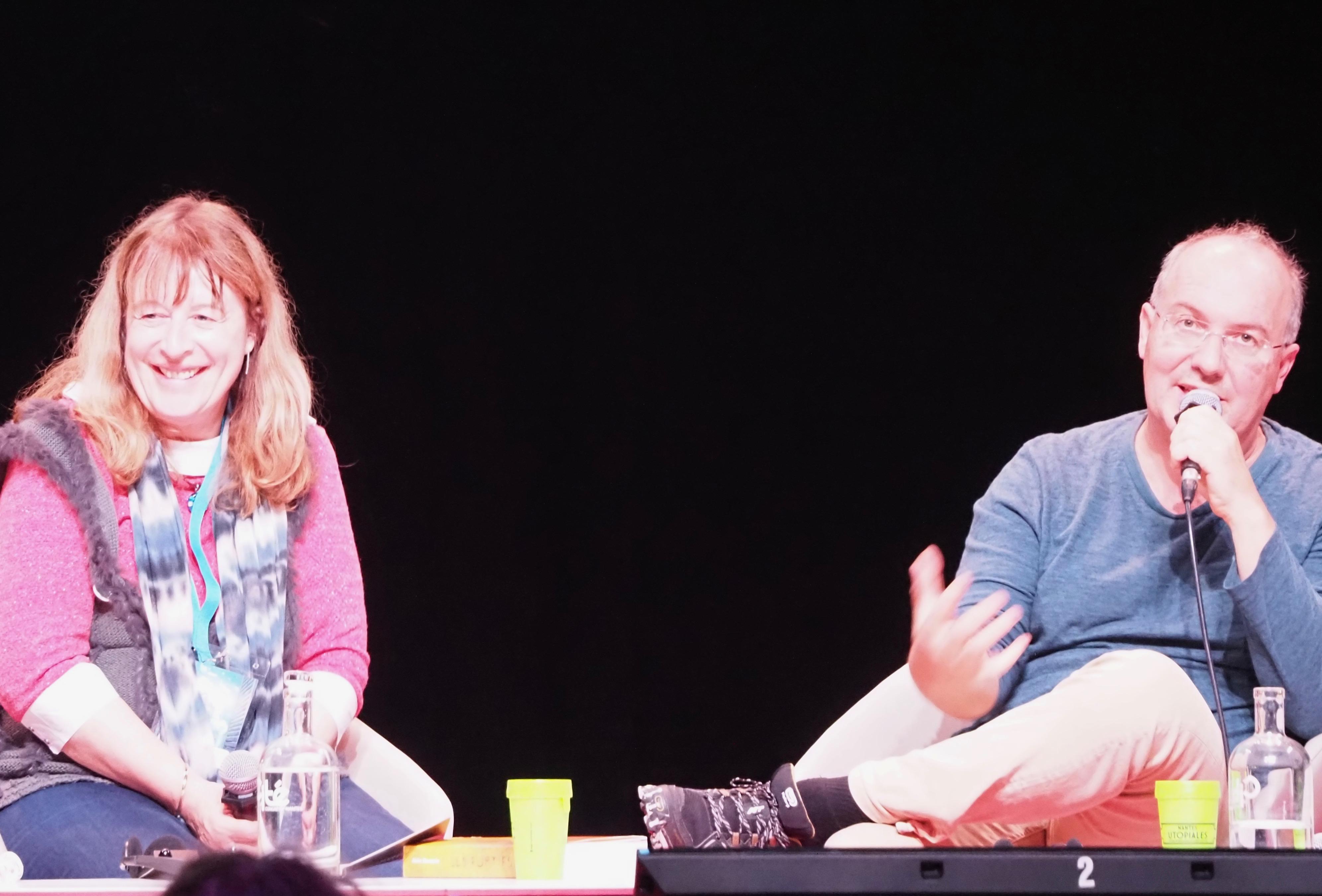 Utopiales 2019, jour 1 : Alain Damasio et Mathieu Bablet