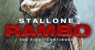 Rambo IV de Sylvester Stallone