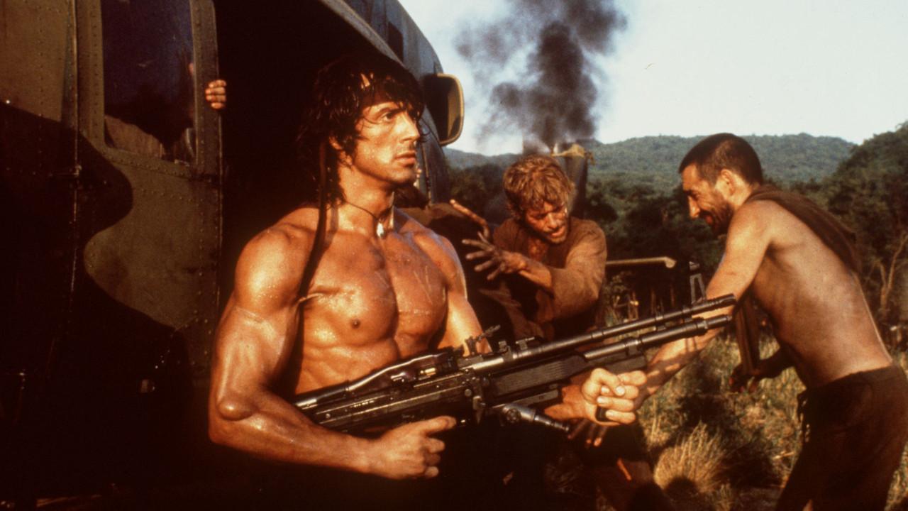 Rambo II de George P. Cosmatos / Stallone