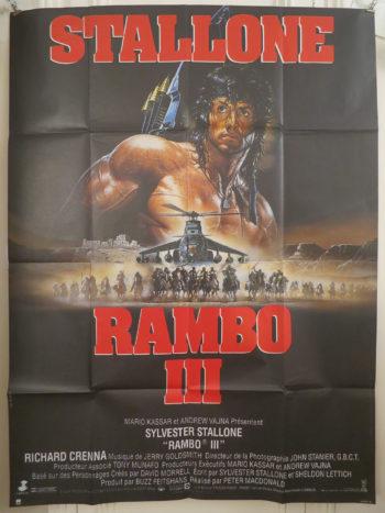 Rambo III de Peter McDonald