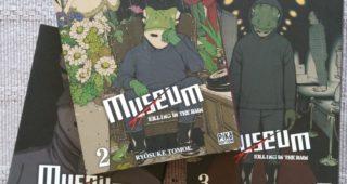Museum de Ryôsuke Tomoe