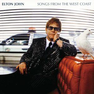 Elton John American Triangle (Petit Polar n°494)