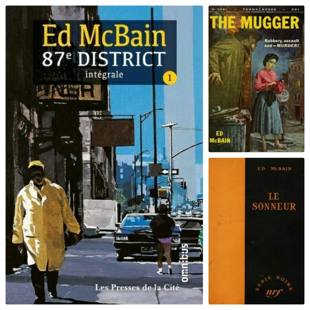 Le Sonneur de Ed McBain (1956)