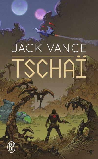 Le Wankh de Jack Vance (Cycle de Tschaï)