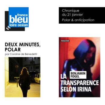 Deux minutes polar : polar & anticipation