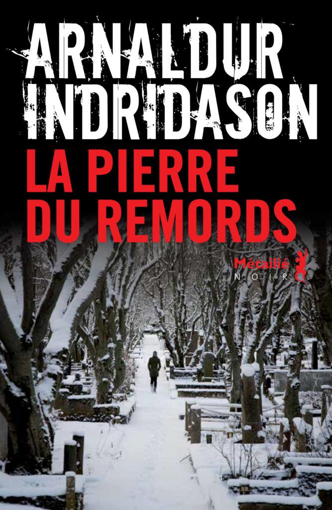 La Pierre du remords d'Arnaldur Indridason