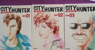 City Hunter de Tsukasa Hojo