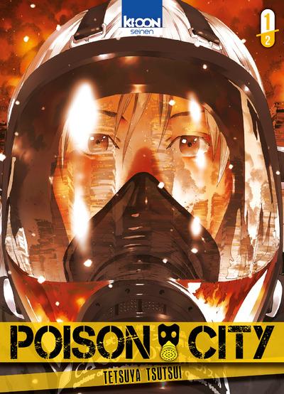 Poison City de Tetsuya Tsutsui