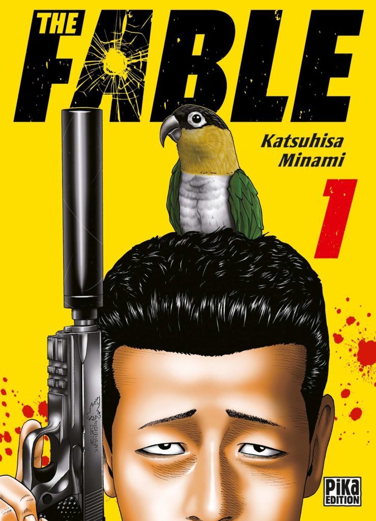 The Fable de Katsuhisa Minami