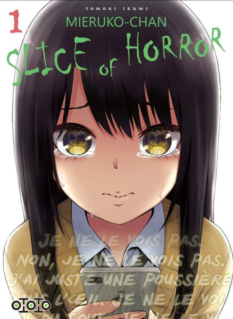 Mieruko-chan Slice Of Horror de Tomoki Izumi