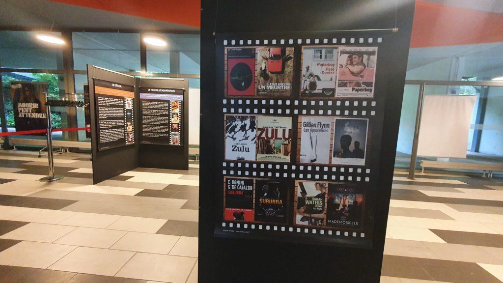 Formation Polar et cinéma exposition