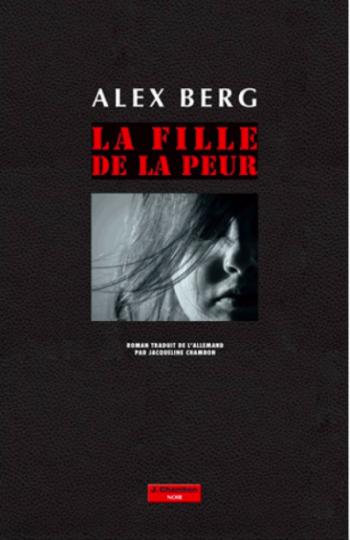 La fille de la peur de Alex Berg