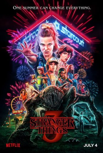 Stranger Things, saison 3