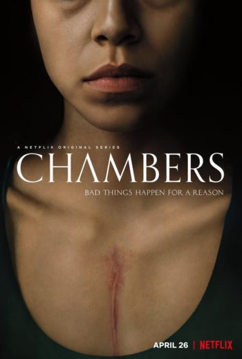 Chambers, une série de Leah Rachel