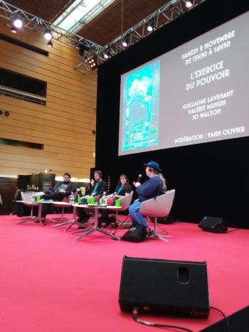 Utopiales 2019, jour 3 : exercice du pouvoir, cataclysme et Man Ray