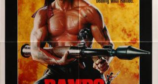 Rambo II de George P. Cosmatos
