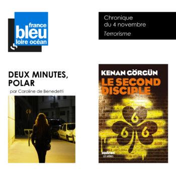 Deux minutes polar, terrorisme