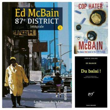 Cop Hater de Ed McBain (1956)