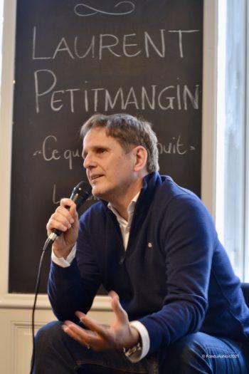 Rencontre avec Laurent Petitmangin