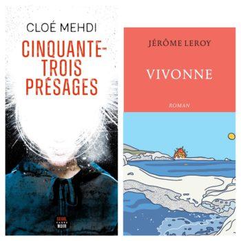 Cloé Mehdi et Jérôme Leroy
