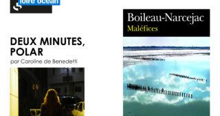 Deux minutes polar : le polar près de chez vous polar régional Vendée France Bleu Boileau Narcejac