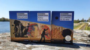 La trilogie israélienne d'Alexandra Schwartzbrod